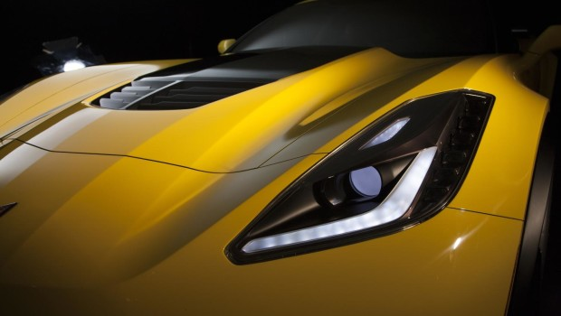 Corvette ZO6 2015 Lights
