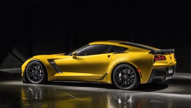 Corvette ZO6 2015 Profile
