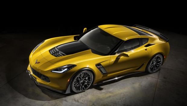 Corvette ZO6 2015 Roof