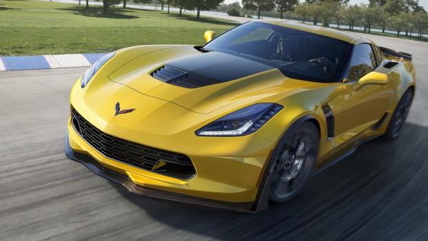Corvette ZO6 2015 Track
