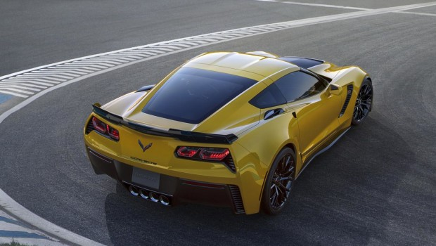 Corvette ZO6 2015 Track Exhaust