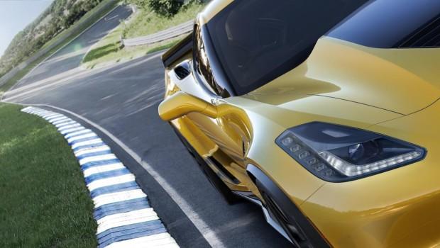 Corvette ZO6 2015 Track Lights