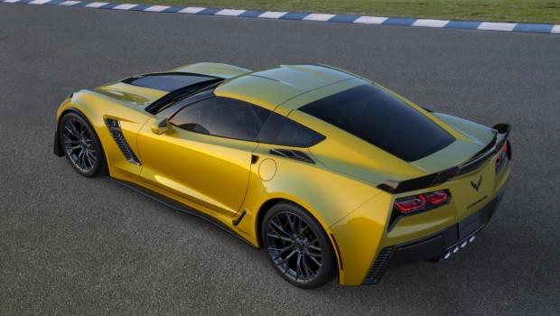 Corvette ZO6 2015 Track Roof
