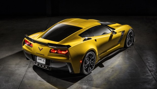 Corvette ZO6 2015 Wing