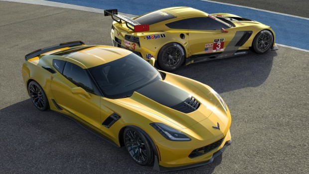 Corvette ZO6 C7R 2015