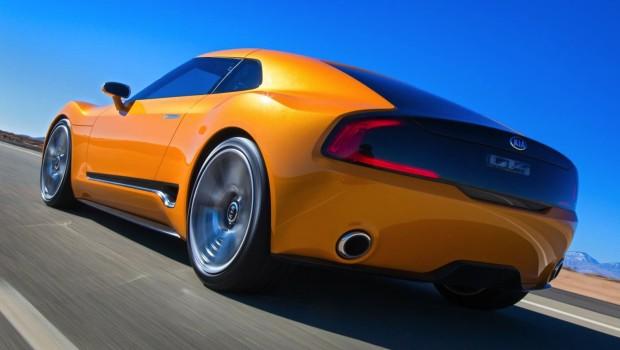 Kia GT4 Stinger Exhaust