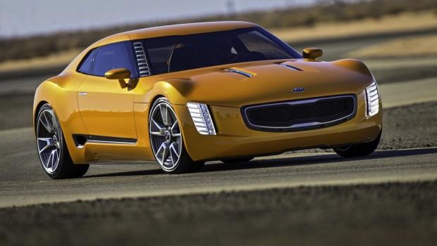 Kia GT4 Stinger Track