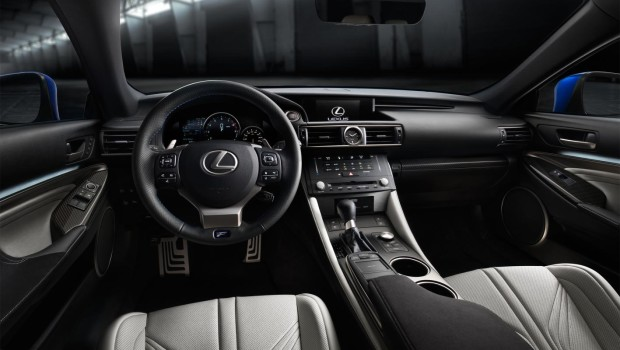 Lexus RC F Interior 2