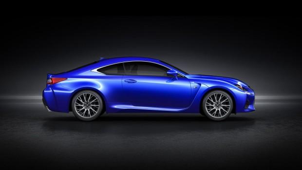 Lexus RC F Profile