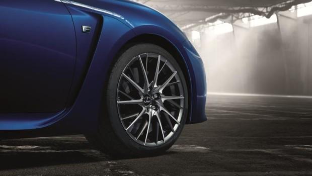 Lexus RC F Wheels 2