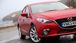 Mazda 3 2014 Lights