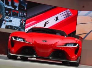 Toyota FT1 Detroit 2014