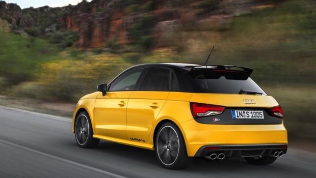 Audi S1 Featured