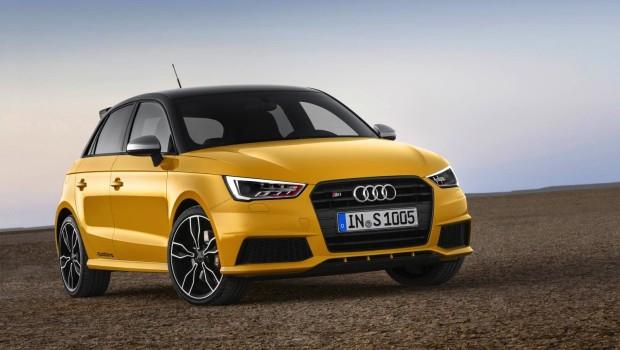 Audi S1 Front