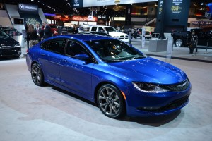Chrysler 200 Chicago Auto Show 2014