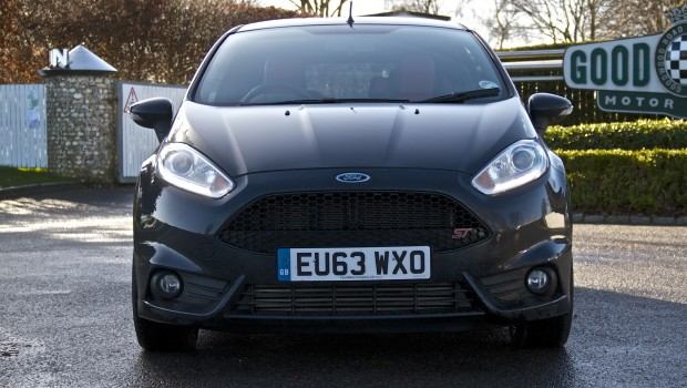 Ford Fiesta ST Grille