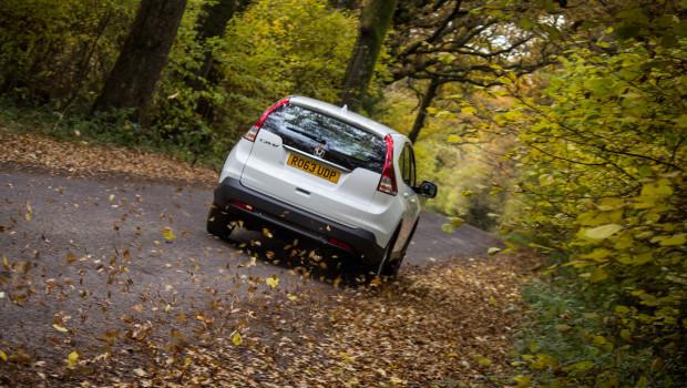 Honda CR-V 1.6 i-DTEC Driving