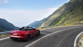 Jaguar F-Type Evo Magazine Dean Smith