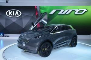 Kia Niro Concept Chicago Auto Show 2014