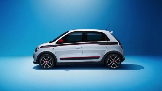 Renault Twingo 2015 Profile
