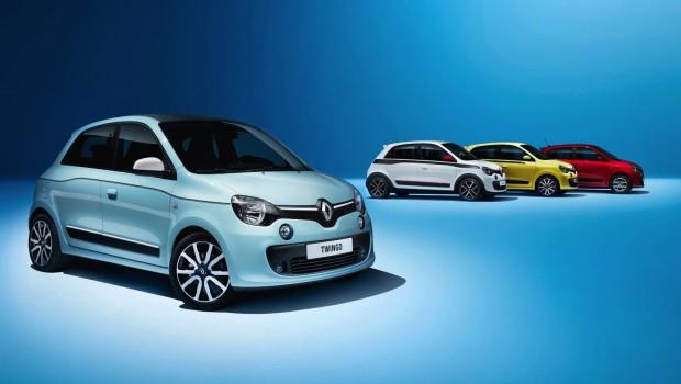 Renault Twingo 2015 Range
