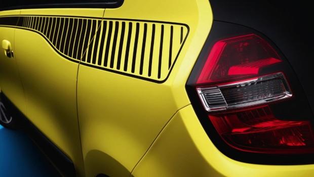 Renault Twingo 2015 Rear Lights