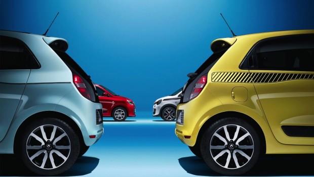 Renault Twingo 2015 Wheels