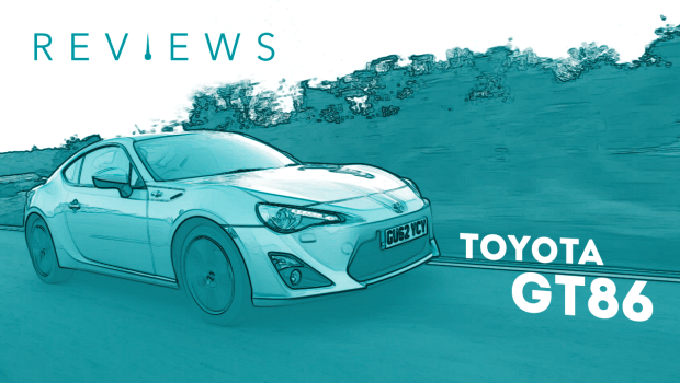 Toyota GT86 CarThrottle