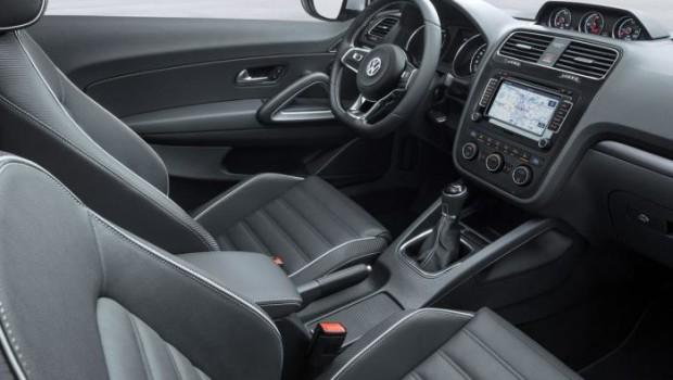 VW Scirocco 2014 Interior