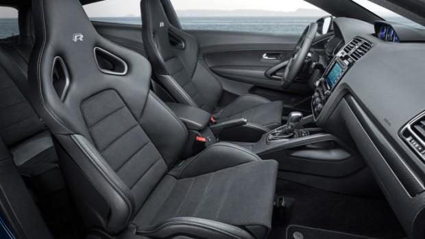 VW Scirocco R 2014 Interior