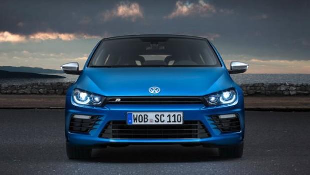 VW Scirocco R 2014 Lights