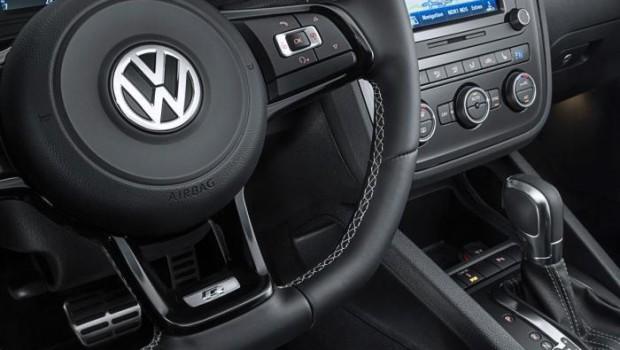 VW Scirocco R 2014 Logo