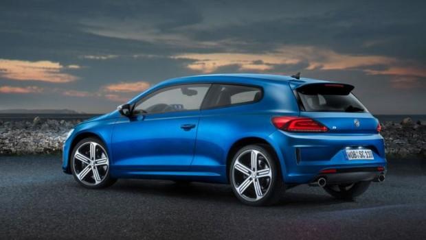 VW Scirocco R 2014 Profile