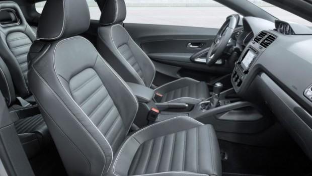 VW Scirocco R 2014 Seats