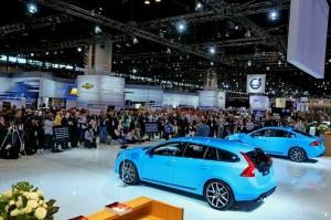 Volvo S60 Polestar Chicago Auto Show 2014
