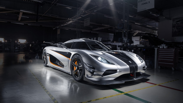 Koenigsegg One 1 GF Williams