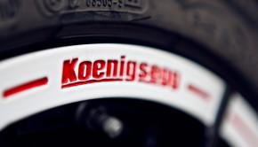 Koenigsegg Tyre