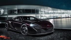 McLaren 650S Coupe Concept Front