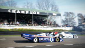 Porsche 962 Goodwood 7nd Member's Meeting