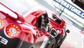GT Academy Nissan GTR
