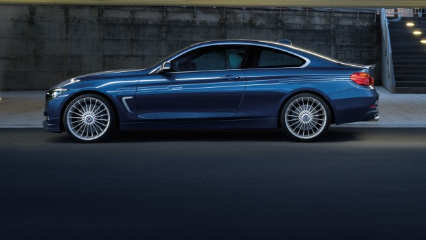 Alpina B4 Featured