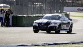Audi RS7 Piloted Drive