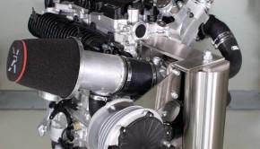 Volvo Drive-E 450bhp 2 Litre Engine