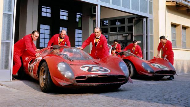 Ferrari 330 P4 Petrolicious