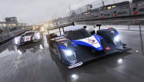 Forza 6 Le Mans Audi Peugeot