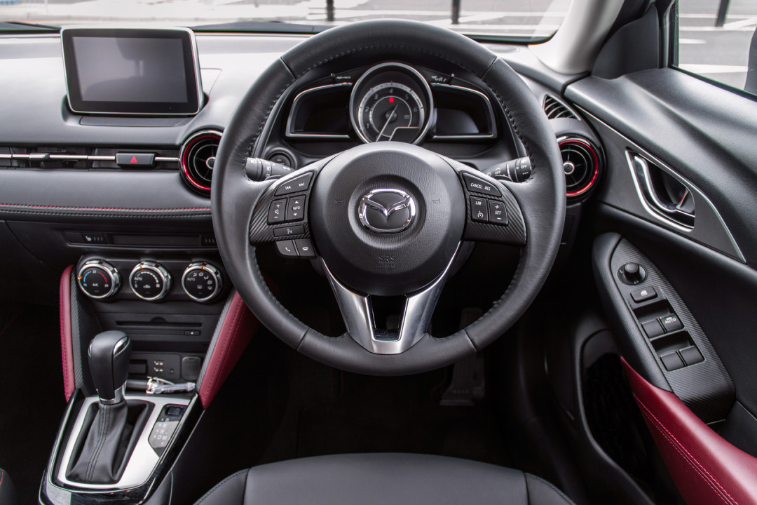 Mazda cx3 updates 2017 2018 best cars reviews for Mazda cx 3 interieur