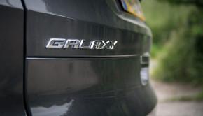 Ford Galaxy 2015 Badge