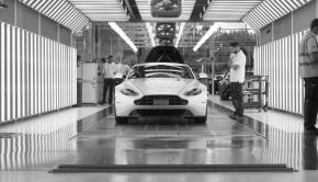 Aston Martin Inspection