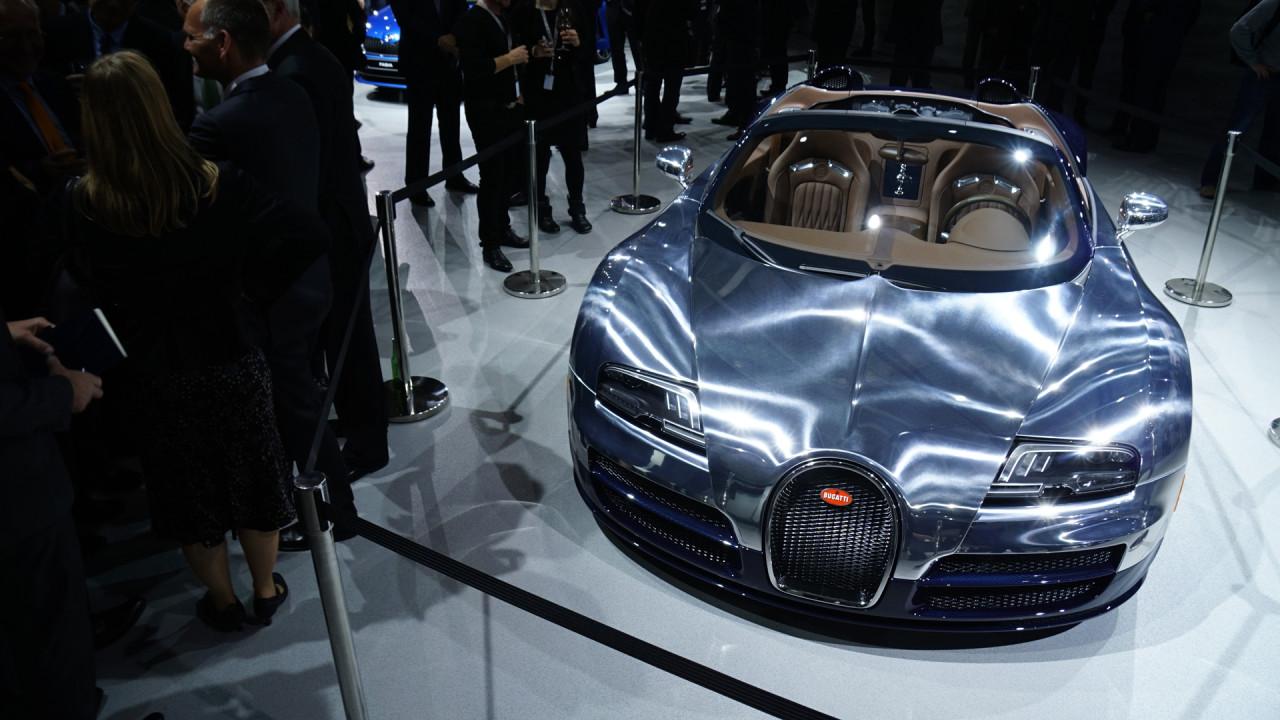 NewMotoring 'There Will Never Be A Bugatti SUV'