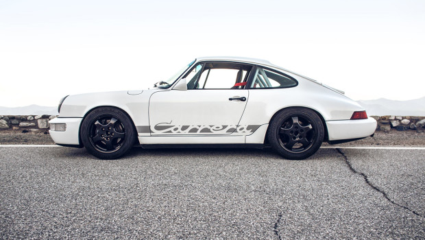 The Growler Porsche 911 Petrolicious